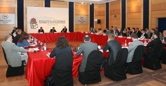 Meeting in Tirana, the SI Committee for South Eastern Europe calls for full transparency and investigation of electoral violations